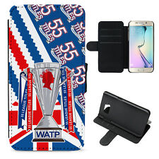 More details for rangers 55 samsung case champions winner phone cover scotland football trophy