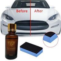 Liquid Glass 9h NANO HYDROPHOBIC Ceramic Coating Car Polish Anti-Scratch Car AW