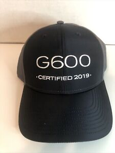 Gulfstream G600 Hat BLUE/GRAY G600 Certified 2019 Company Issued Hat BRAND NEW