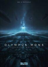 Olympus Mons 2 - Operation Mainbrace - Deutsch - Splitter - Comic - NEUWARE