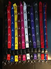 JORDAN LANYARDS MANY COLORS TO CHOOSE FROM **US SELLER/FAST SHIPPING