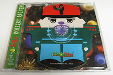 Delta Music INC. Trim-A-Tune Christmas Music CD Nut Cracker Shaped Disc