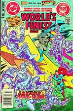 World's Finest Comics #272 (Oct 1981, DC) - Very Fine
