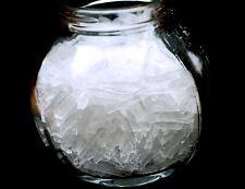 50g Premium Natural Menthol Crystals BP/EP/USP Grade Aromatherapy