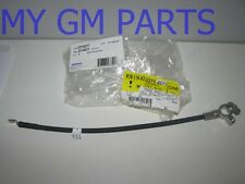 2011-2016 CRUZE NEGATIVE BATTERY CABLE NEW OEM 22754271
