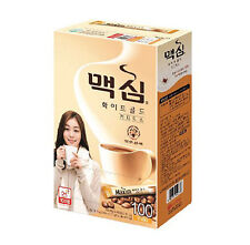 Maxim White Gold Instant Coffee 100pcs