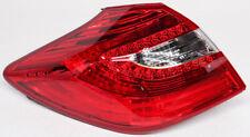 OEM Hyundai Genesis Sedan Left Driver Side LED Tail Lamp Lens Chip