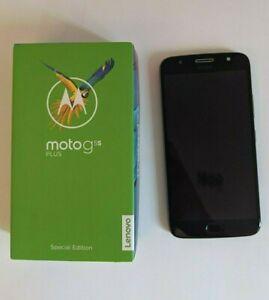 Motorola Moto G5S Plus - 64GB - M271C - XT1806- with Retail box