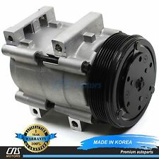 NEW A/C Compressor w/ Clutch 58132 FS10 90-09 Ford Mazda Mercury 2.9L 3.0L 4.0L
