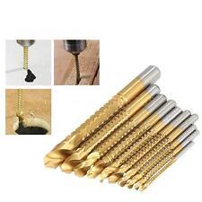 10pcs/set 3-13mm HSS Saw Drill Bit for Wood Metal Plastic Cutting Hole Tool D2A0