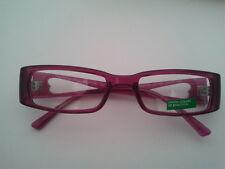 United colors of BENETTON occhiale da vista da bambina MOD 087 ROSA ASTA LARGA