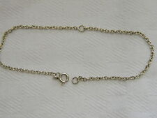 """Clogau 8"""" Sterling Silver Extension Chain"""