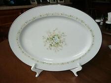 Noritake China~Poetry Pattern 2997~ Large Serving Platter