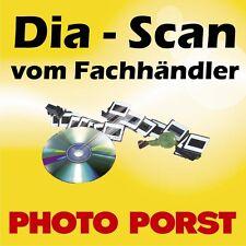 2000 Dias scannen, digitalisieren mit reflecta digitdia 5000 ICE
