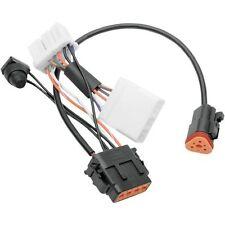 Drag Specialties Electronic Speedo Tachometer Sub Wire Harness Harley DRAG001