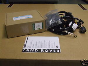 Land Rover Discovery 4 N & S Type Tow Bar Electrics