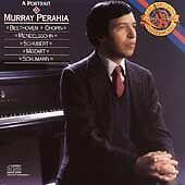 A Portrait of Murray Perahia (CD, CBS Masterworks)