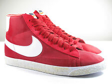 DS NIKE 2011 BLAZER VINTAGE GYM RED 7.5 DUNK TERMINATOR FORCE TRAINER SUPREME