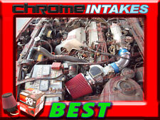 K&N+BLUE RED 86-89 TOYOTA CELICA ST/GT/GTS 2.0L 4CYL AIR INTAKE INDUCTION KIT