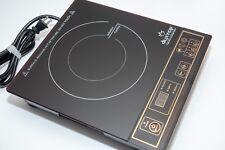 DUXTOP 1800-Watt Portable Induction Cooktop Countertop Burner 8100MC Gold