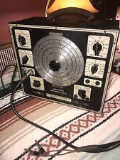 Precision Apparatus Co E-200-C Tube Signal Generator Vintage