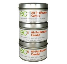 EC3 Air Purification Candles - 3 Pack-Reduce Levels of Mold Spores In Your Home