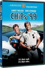 CHiPs '99: Larry Wilcox Erik Estrada TV Reunion Movie Box / DVD Set NEW!