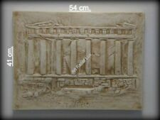 Relief Parthenon Stuck gips Skulpturen Flachrelief Griechische Wandrelief Bild