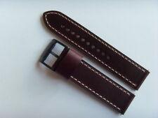 fossil ORIGINAL rechange bracelet en cuir jr1502 montre de Brun 22 mm