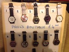 PAULS BOUTIQUE LADIES WATCHES ( 1-10 )