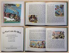 Rhode & Lattke Zu Viert um die Welt Hanni Fritz Putzi Kolk Kinderbuch Klassiker
