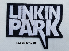 Linkin Park Rock Metal Music Band Embroidered Iron or Sew on Patch #435