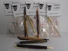 Five Kits - Monte Sano Series Pen Kit for Woodturning Wood Lathe Free Shipping!!