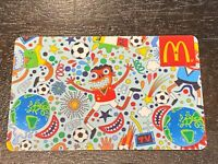 "2014 McDonald's CANADA Skwak ""THE MANIAC FOOTBALL "" COLLECTIBLE GIFT CARD 288"