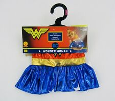 DC Comics Wonder Woman Pet Costume Size Extra Small Dress & Headpiece
