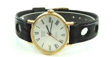 Cauny swiss Neron 17 rubis-Vintage-mano-reloj Hombre