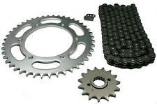 Kawasaki KLR250, 1985-2005, O-Ring Chain and 15/44 Sprocket Set - KLR 250