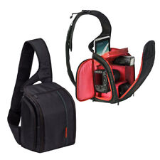 Outdoor Sling Shoulder Chest Pack Phone Camera Bag for GoPro Nikon Canon Apple