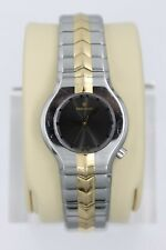 Tag Heuer Alter Ego Watch Womens WP1351.BD0752 SILVER GRAY 18K Solid Gold 2-Tone