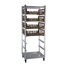 New Age 95136 Mobile Full Height Produce Crisper Rack