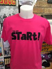 The Jam Start! T Shirt-paul Weller-mod Revival-vespa