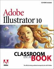 Adobe(R) Illustrator(R) 10 Classroom in a Book-ExLibrary