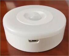 LED night light, USB rechargeable, motion sensor