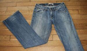 LEVIS 572 Jeans pour Femme W 28 - L 30 Taille Fr 38  (Réf #O070)