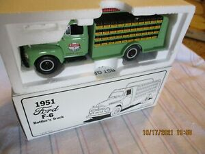 First Gear Dr Pepper Bottler's Truck 1951 Ford F- 6 # 19 -1106 lowest price