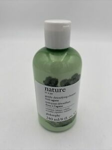 Philosophy Nature In A Jar Gentle Detoxifying Cleanser 8 oz. new