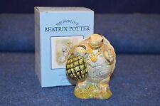 Beswick Beatrix Potter Mr Alderman Ptolemy 1973 Figurine With Free Box RD6102