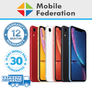 Apple iPhone XR A2105 64GB 128GB 256GB Unlocked [AU Stock]