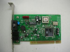 Conexant RS56/Sp - PCI 490-25625-01 RJ11 56k Modem PCI