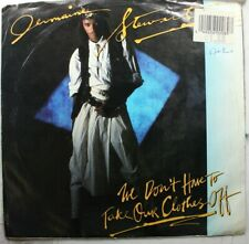 Soul Picture Sleeve 45 Jermaine Stewart - We Don'T Have To Take Our Clothes Off